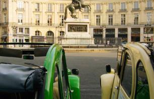 Discover Secret Paris in a Retro 2CV Car