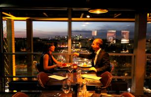 Dinner at 58 Tour Eiffel – 1st-floor restaurant of the Eiffel Tower