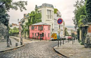 Photography Tour of the Montmartre District