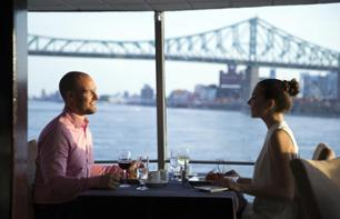 Dinner Cruise on the Saint Lawrence, Montreal