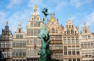 Day Trip to Antwerp