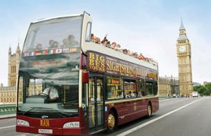 London Bus Tour & Thames Cruise