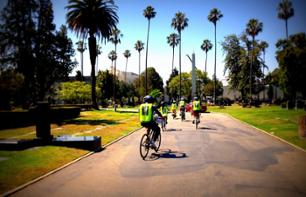 Guided Bike Tour of Hollywood – 20km route