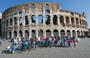 Guided Bike Tour of Rome's Main Sites in 3 Hours