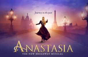 Anastasia – Tickets for the Musical on Broadway