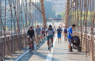 Guided Bike Tour of Brooklyn & Brooklyn Bridge in New York