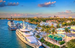 Guided Walking Tour of Fort Lauderdale