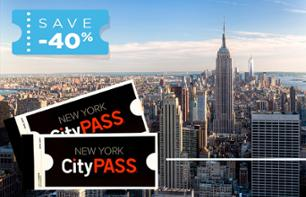 New York CityPASS: Entry to 6 Top Attractions