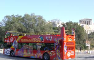 Athens by bus