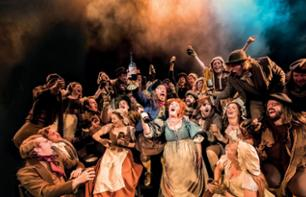 Les Miserables: Show + Dinner in London's West End