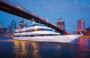 Dinner Cruise on a New York Yacht