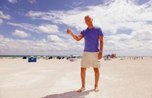 2 days / 1 night in Miami and the Everglades with Transport from Orlando