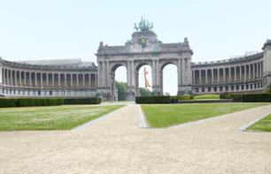 Private Tour of Brussels by Car and on Foot – Hotel pick-up/drop-off