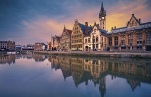 Private Excursion to Ghent – Leaving from your hotel in Brussels