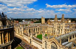 Visit Windsor, Oxford & Stonehenge – Guided tour departing from London
