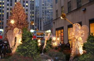 Bus Tour of New York's Seasonal Illuminations