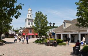 Shopping at Woodbury Common Premium Outlets