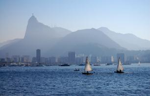 Cruise in Guanabara Bay