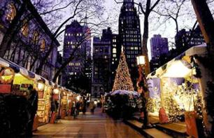 Guided Tour of Christmas Markets in New York