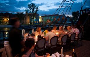 Dinner Cruise in the Venitian Lagoon