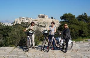 Tour of Athens by bike