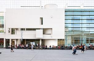 Tickets to the Barcelona Museum of Contemporary Art – MACBA