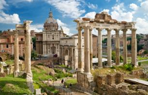 Visit Rome's Ancient Monuments in a Small Group – Priority access
