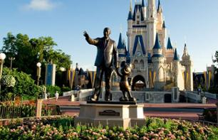 Day Trip to Orlando with Entry to the Theme Park of Your Choice – Departing from Miami