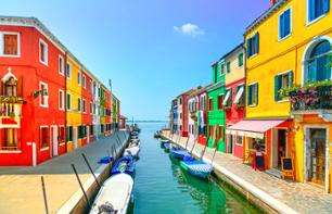 Boat Trip to the Islands of Murano, Burano & Torcello