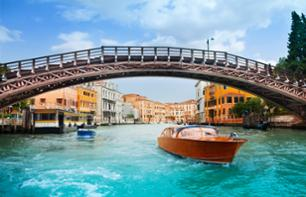 Water Taxi Transfer: Your Hotel in Venice → Marco Polo Airport