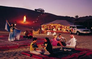 2-Day / 1-Night Safari in the Dubai Desert