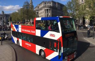 24 or 48 Hours Pass – Transport pass, Thames river cruise and walking tour - London