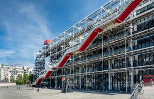 Pompidou Centre Ticket - Prioritory access - Paris