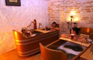 Relax at the Beer Spa in Prague