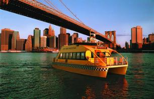 Hop-On-Hop-Off Boat Pass - New York