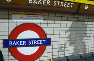Sherlock Holmes-Themed London Tour by Private Taxi