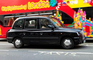 Rock'n'roll Tour of London by Private Taxi – Guided tour