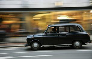 Private Guided Tour of the Southwark Neighbourhood by Private Taxi