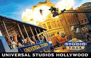 Universal Studios Hollywood – 1 day, 2 day, Front of line or VIP ticket