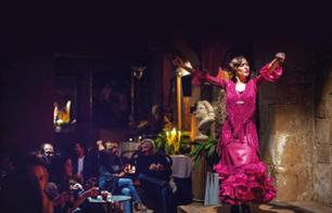 Flamenco Show and Tapas Buffet in Barcelona