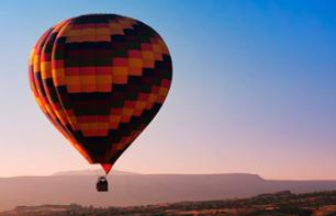 Hot-Air Balloon Ride over Montserrat – Transport from Barcelona included