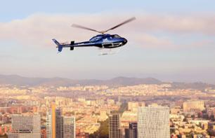 A 360° Tour of Barcelona – By foot, helicopter and boat